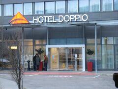 ウィーンのホテル ドッピオ