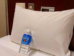 チェックインして荷物を預けたら、リフレッシュルームにおこもり。 シャワー浴びてひと眠り・・・。