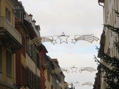 ハイデンベルグに到着しました(^o^)丿  クリスマスマーケットの飾りがみえると、わくわくします(#^.^#)