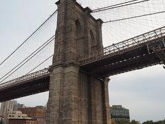 そして3つ目、真打は、ブルックリンブリッジ!素晴らしい!