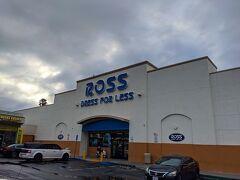 先ずはSunset Blvd沿いの「Ross Dress For Less」へ。 何を買ったかはまた後ほどまとめてご紹介します。