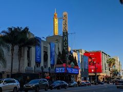 Pantages Theatreか・・・。 ん?!Pantages Theatreといえば・・・。