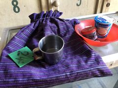 おなかいっぱいになったら今度はサウナ! 3年前にも来た、バーンチャンタブリーです。 受付でサロンを借りて、ヨーグルトとコーヒーを買っていざサウナへ。
