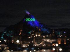 ディズニー ニュー イヤーズ イブ 2020