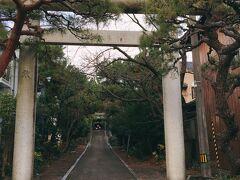 すぐお隣が新潟大神宮でした。