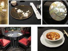 ◆ウェスティン大阪 レストラン◆ ミシュラン一つ星の中華だったけど、星落ちしてしまった・・ でも、人気店で予約していたから入れたものの、すぐに満席になりました。 アラカルトで頼むといい値段です。紹興酒はグラス一杯3000円からですが、美味しかったです。 ほぼ日本人客。  色々頼みましたが、麻婆豆腐がとても美味しいと家族が大満足。  こちらはSPGアメックスを出して割引になるので、レストラン払い。マリオットアプリは関係なし、ホテル付にすれば割引がなくなる、不思議なレストラン。  ホテルの中で異端なのか、後でホテルから来たレストランはどうでしたか?アンケートにはこの店名は無し・・ マリオットとSPGの2重権威を感じる・・  プリンス系だと更に3重権威になるからややこしいね・・