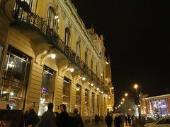 市民会館 Municipal House (Obecní dům)  こんな美しいホールの地下に素敵なレストランビアホールもあったとは、、 大満足のデイナー&チェコビールでした~♪