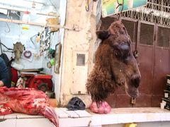 駱駝肉の専門店