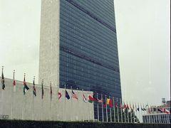 United Nations, 1978. 2019年8月に行ったときには、色がちょっと白っぽく変わっていた。