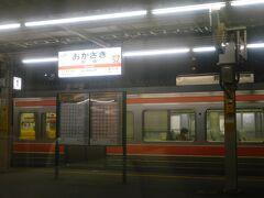2019.12.31 米原ゆき新快速列車車内 JR東海はやると決めたら仕事は早いので、315系で置き換わるのも時間の問題だと思う。