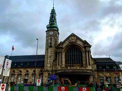 ルクセンブルク中央駅