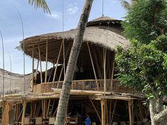 今回CI時間前の2時に到着したのは少し理由があります。ウェスティンの隣、Nusa Dua Beach Hotel & Spa内にあるレストラン、タマリンド メディタレニアン ブラッセリー(Tamarind Mediterranean Brasserie)に行きたかったからです。素敵でしょう☆彡