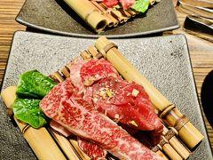 帰省3日目  こちらも恒例の焼肉! 秋田で焼肉って言ったら『牛玄亭』 姉が予約してくれてまーす♪ ランチ限定の切り落とし! ※1予約で5食分しかキープできなくなりました~