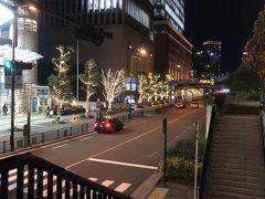 ☆中之島☆  市役所をでて堂島川沿いに中之島を歩きます。