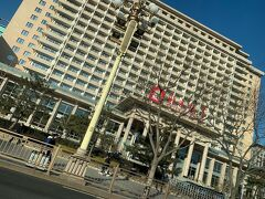 北京で有名な北京飯店。 予約しようとも思いましたが、やはりお高いです。