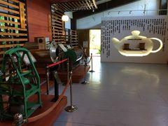 小さなお茶の博物館もあったり。。。
