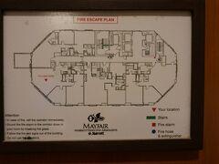 なんとかホテルに到着し、今日からは 2ベッドルームスイートの部屋です。  1部屋減っちゃいました~  2ベッドルームスイートを4泊で予約して 約30000バーツでした。 この部屋の広さを考えたら安い!!