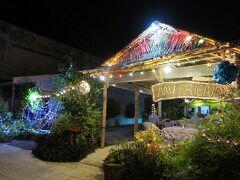 カオラックへ戻ると夜でした。 My Friend Thai Restaurantで、ディナー。