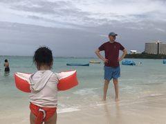 アウトリガーグアム プール&海で遊ぶ