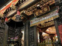 すぐ近くに保安宮もあります。 台南に来れたことへのお礼をしました。