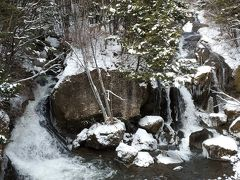 龍頭の滝 奥日光の三大名瀑の一つ