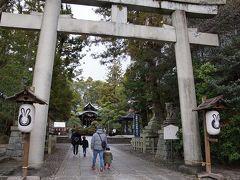 もう一つ近くに神社があります。そう、うさぎさんです。