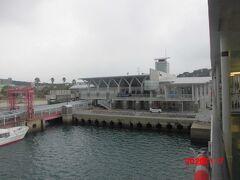 島原外港。