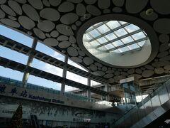 高雄駅 新しく建て直しがされている途中