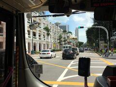 乗車中は目を凝らして景色もといバス停を見てる。まぁ乗り過ごしても無茶苦茶なとこに行くわけじゃないですが。島全体で23区サイズだと思えば。