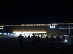 JR熊本駅の夜景