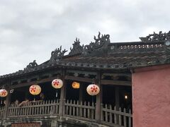 昼間の日本橋  屋根に龍