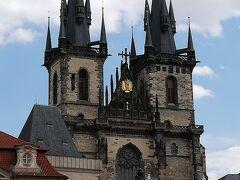 またまたティーン教会を見たくてやってきました。