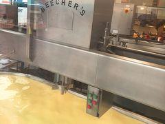 ここも、有名らしいチーズ屋さん。