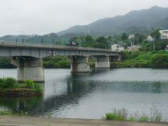 ●桂川橋@JR上野原駅界隈  通称、桂川にかかる桂川橋。