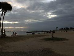 サンセットビーチ(沖縄県北谷町)