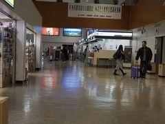 もうね、奄美空港が立派な大きな空港に見えます。 奄美が大きな空港に見えるとは、 自分もアイランドホッパーになったな~。