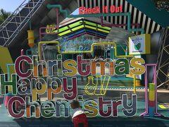 近くにあるショッピングモールのスタンレー・プラザはクリスマスムード満載!子どもたちの演奏や家族連れが多く平和です。