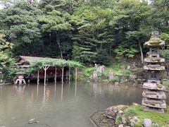 そのまま歩いて兼六園へ さすが日本三大名園の一つ! 中はかなり広いのでたくさん歩きました  暑かった…