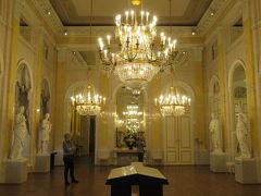 続いてアルベルティーナ美術館を訪問。