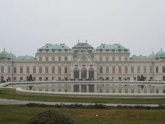 最後に上宮の正面を撮影。ここでウィーン観光を終えて徒歩でウィーン中央駅へ。