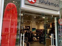 lululemon ルルレモン  klklさんが唯一、Hawaiiで爆買いするお店です 日本にも再進出しましたが、とにかく高い アホらしくて日本では買えません~~