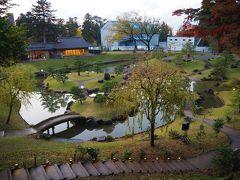 【玉泉院丸庭園】もライトアップイベントが行われるというので、こちらにもまた来ます