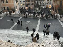翌日は ローマです
