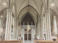 リッダーホルム教会 ここは屋上(屋外)ツアーもやってます。