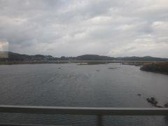 令和最初の冬の18きっぷ旅の2回目は、広島県の五日市から始まっています。  笠岡からは岡山県域に入ります。 (この風景はどこだったかな…?)