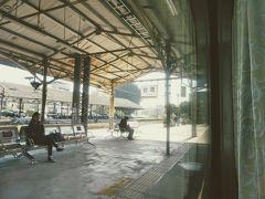台南駅 今回泊まる所は台南も候補になっていたんです。 結局諦めたけど、次回は台南行きたいなあ。