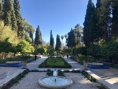「ブー ジュルード庭園(Jardin Bou Jeloud)」