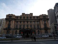超有名な旧大和ホテル。  現在も大連賓館、営業中なのかな?