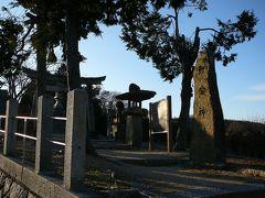 次に近くの鯉喰神社を参拝・・住宅地の中のこじんまりとした神社です