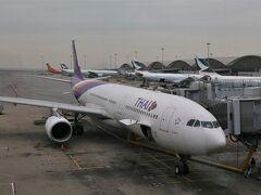 日本(セントレア空港)からネパールまでの直行便はなくて、セントレアから香港、ダッカを経由しネパールへ入りました。